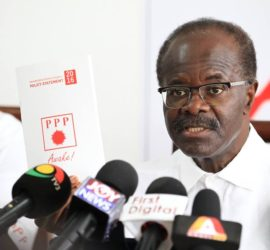PPP 2016 presidential policy team introduction by dr nduom